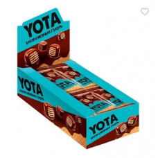«Yota», драже вафля в молочно-шоколадной глазури, 40 г (упаковка 16 шт.)