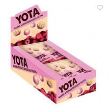 «Yota», драже хрустящий шарик в малиновой глазури, 40 г (упаковка 16 шт.)