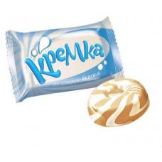 Карамель «Кремка» с молочным вкусом (упаковка 0,5 кг)