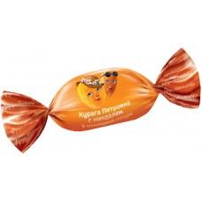«Фруктовичи», конфета «Курага Петровна» с миндалём в шоколадной глазури. Вес 1 кг. Яшкино