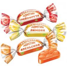 Карамель «Ломтики со вкусами апельсина, лимона и грейпфрута» (упаковка 0,5 кг)