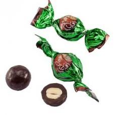 Фундук Петрович  в шоколаде. Озерский сувенир. Вес 1 кг.
