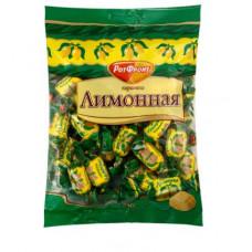 """""""Лимонная/помадная/""""карамель. вес  1 кг. Рот Фронт"""