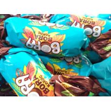 """BORA-BORA Кокос/Новинка/""конфеты. Вес 1 кг. Сладкий орешек"