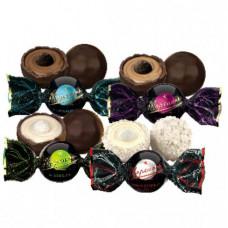 """""""Марсианка Ассорти""""конфеты. Вес 1 кг. Сладкий Орешек"""
