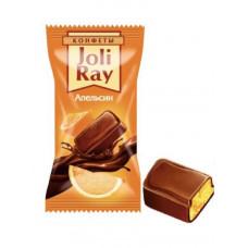 Джоли рей (Joli-ray) апельсин, конфеты. вес 1 кг. Сибирская белочка.