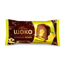 Мисс Шоко Творог-лимон шоколад. Вес 500 гр. Сибирская белочка.