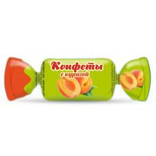 """""""Sla Sti глазированные С курагой""""конфеты. Вес 1 кг. Тольятти"""