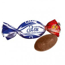 Эли шоколадное. конфеты вес 1 кг/Славянка