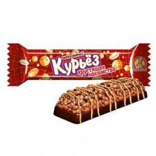 КУРЬЁЗ ШОКОЛАДНЫЙ (кр.) конфеты. Вес 1 кг. Славянка