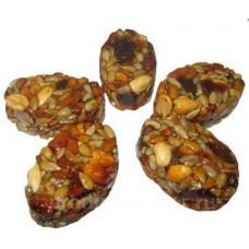 Козинак из арахиса с медом. Вес 3 кг. Саратов.
