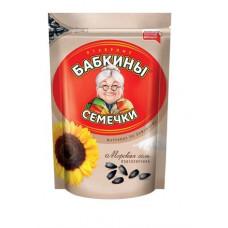 «Бабкины семечки», семечки жареные, солёные, 300 гр.