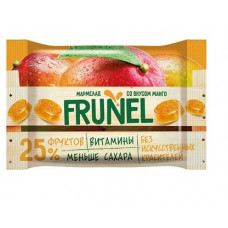«Frunel», мармелад со вкусом манго, 40 гр.