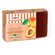 «Озёрский сувенир», мармелад «Абрикос», 100% натуральный продукт, 320 гр.