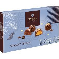 «OZera», конфеты «Fondant desserts», 200 гр. яшкино