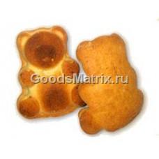 Кекс Мишка со сливками. Вес 1.5 кг. Товар продается упаковкой.