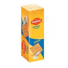 «Яшкино», крекер с солью, 125 гр