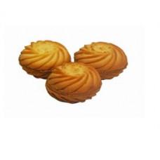 """Биосладия 195 два сдобных печенья с молочным вкусом, с прослойкой из начинки """"Сгущенка"""". Вес 1,5кг. Пенза"""