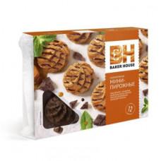 Baker House мини-пирожные Карамель. Вес 240 гр.