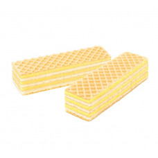 """""""Вафли вкус Лимон"""" Вес 3 кг. Упаковка ф/упак  SlaSti Тольятти"""
