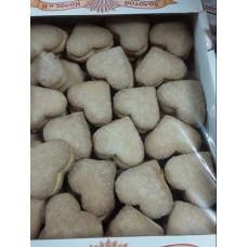 Валентинка-слоеное печенье со сливочной начинкой. Вес 2,5 кг. Армавир