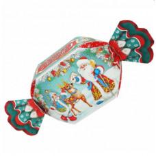 Новогодний подарок: Конфетка лесная. Вес 400 гр.(20641)