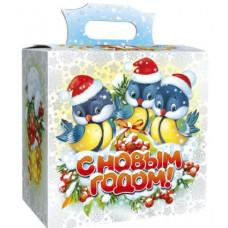Новогодний подарок: Синички. Вес 300 гр.(21646)