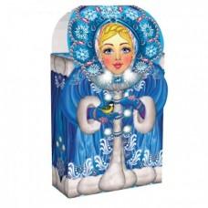 Новогодний подарок: Снегурочка. Вес 580 гр. Размер 14.5*6*29 см