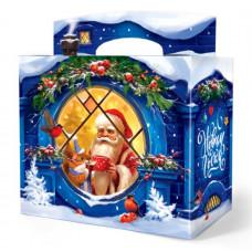 Новогодний подарок: В домике. Вес 700 гр.(21746)
