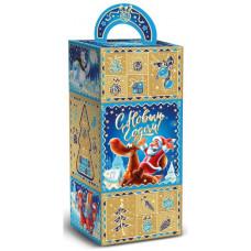 Новогодний подарок: Фонарик Зимняя радость. Вес 700 гр. (21652)
