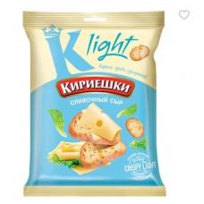 «Кириешки Light», сухарики со вкусом сливочного сыра, 33 гр.