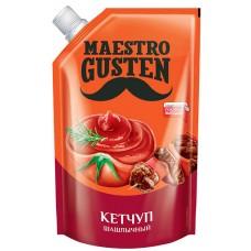 «Maestro Gusten», кетчуп «Шашлычный», 400 гр. Яшкино