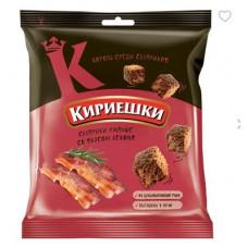 «Кириешки», сухарики со вкусом бекона, 40 гр.