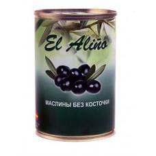«EL alino», маслины без косточки, 270 гр.