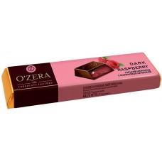 «OZera», батончик шоколадный с начинкой малиновой, 50 гр (упаковка 20 шт)
