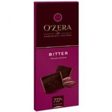 «OZera», горький шоколад «Bitter», 90 гр. Яшкино