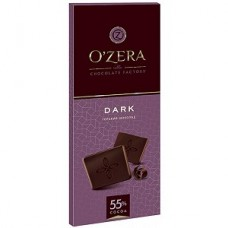 «OZera», шоколад горький «Dark», 90 гр. Яшкино
