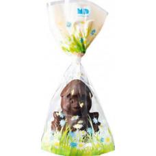 Шоколадная фигурка Цыпленок в пакете. Вес 100 гр.
