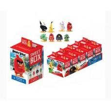 """""""ANGRY BIRDS MOVIE"""" СВИТБОКС Мармелад с игрушкой в коробочке. Блок 10шт, Вес 10г."""