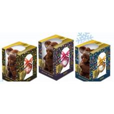 Мышка-фигурный шоколад в индивидуальной упаковке. Вес 100 гр.Москва