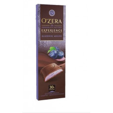 «OZera», шоколад Blueberry Mousse, 93 гр.