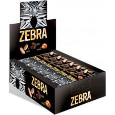 Зебра мини глаз,мол,шок к-ты вес 40 г/ 15 шт/Ниж Таг. Товар продается упаковкой.