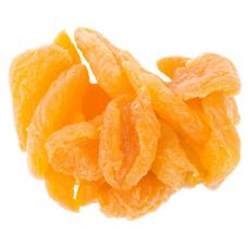 Вяленые персики. Вес 300 гр.