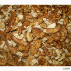 Грецкий орех- очищенный, сырой экстра половинка 1 сорт Краснодар. Вес 300 гр.