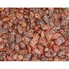 Изюм коричневый, сушеный. Узбекистан. Вес 300 гр.