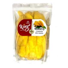 Манго сушеное King натуральное без добавок. Вес 500 гр. Вьетнам