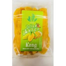 Манго сушеный натуральный без добавок Kong Dried mango, 500 гр. Вьетнам