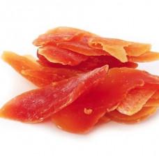 Натуральная Папайа листики красная сушеная. Вес 1 кг. Sogdiana
