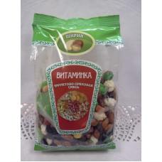Витаминка-фруктово-ореховая смесь. Вес 400 гр. Москва