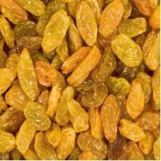 Изюм Джамбо золотой (Чили) Вес 1 кг. Товар продается упаковкой